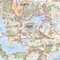 Geografia dei Reami: introduzione ai Reami Dimenticati (Forgotten Realms)